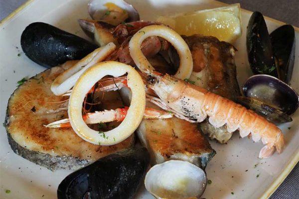 cocina marinera